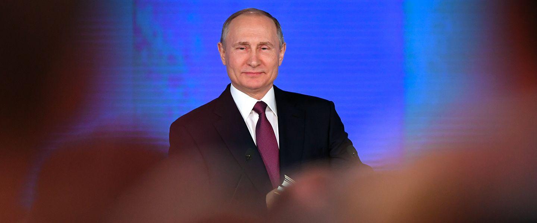 Comment Poutine verrouille internet en Russie