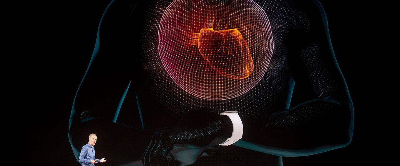 Apple, prochain géant de la santé connectée