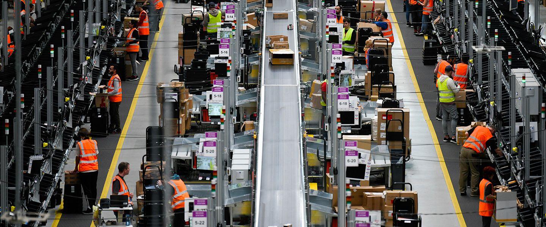 Amazon gamifie l'enfer de ses entrepôts