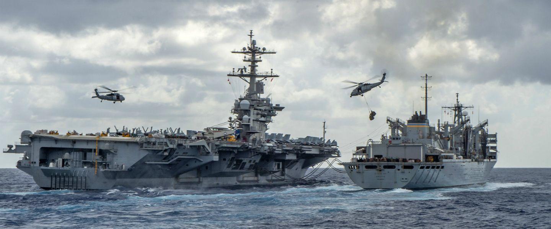 La marine américaine sonne-t-elle le glas du tout-tactile?