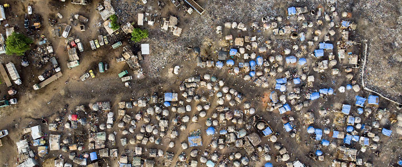 Le marché «prometteur» des réfugiés climatiques
