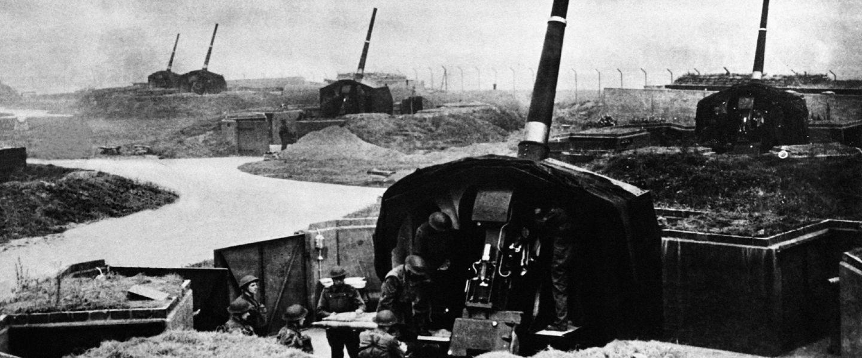 Les scientifiques américains qui ont sauvé Londres des V-1 nazis