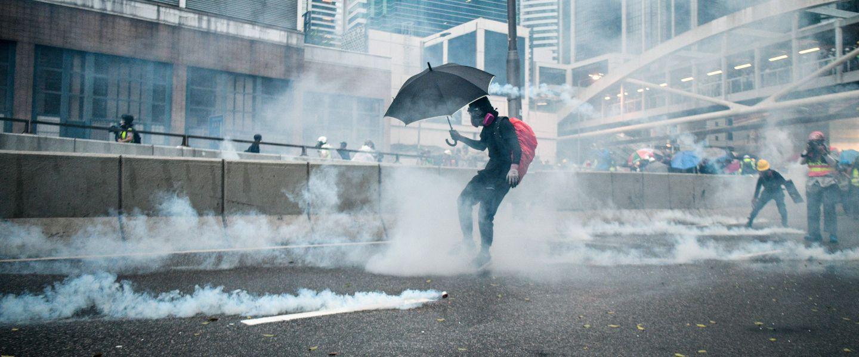 À Hong Kong, l'avènement des protestataires hackers