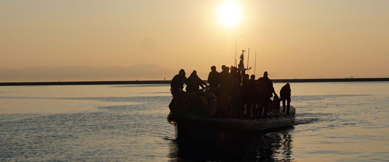 En Méditerranée, Frontex remplace les bateaux par des drones (et ça change tout)