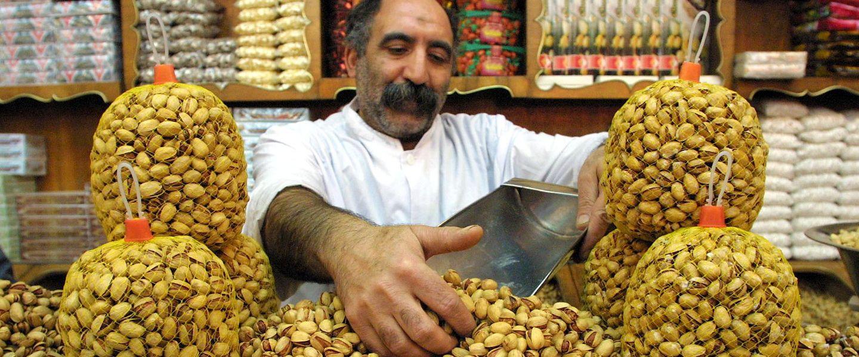 Entre Washington et Téhéran, la guerre de la pistache fait rage