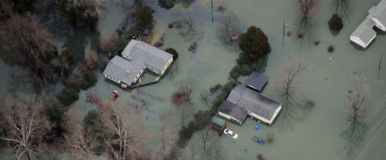 Le changement climatique causera la prochaine crise immobilière majeure