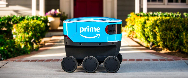 Amazon a cloné un quartier entier pour tester ses robots de livraison