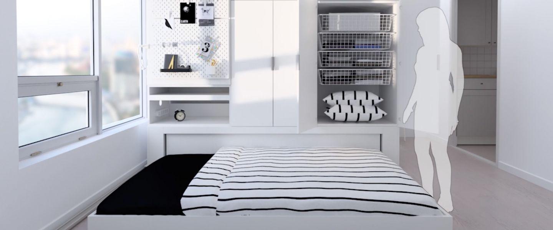 Meuble Sur Frigo Ikea 1: c'est l'unique «meuble robotique» qu'ikea veut caser dans
