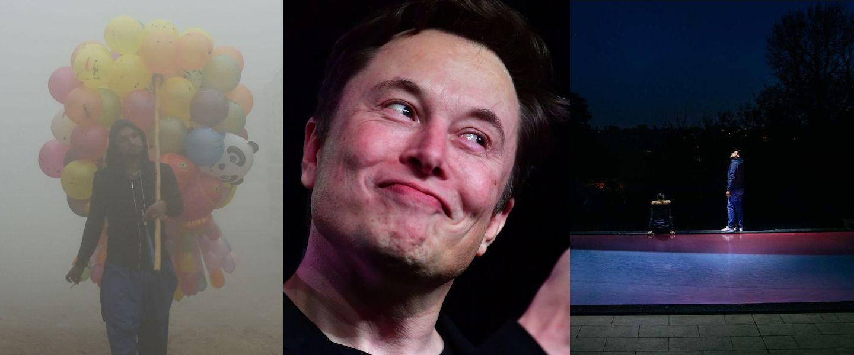Faire chuter Tesla, des rencontres du troisième type, de l'oxygène sur la lune, l'hebdo de korii.