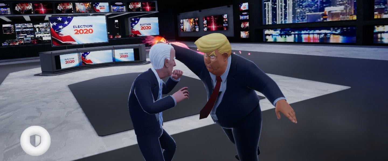 Avec «Unpresidential!», tabassez (légalement) Donald Trump