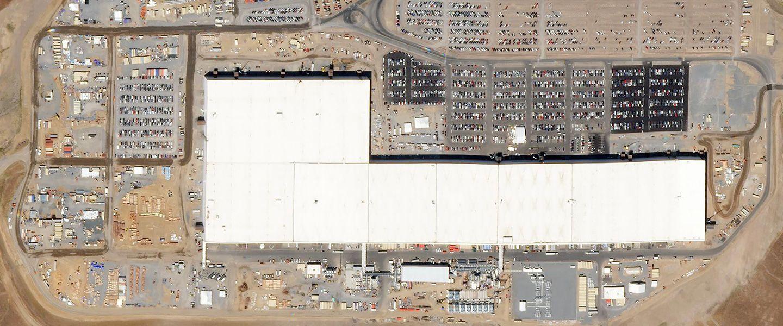 Tous les jours, la Gigafactory de Panasonic et Tesla gâcherait 500.000 batteries