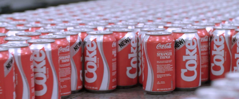 New Coke, le gros flop de Coca-Cola, revient pour Netflix