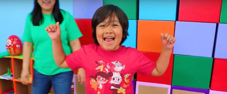 YouTube siffle la fin de la récré des vidéastes pour enfants